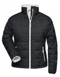 Ladies` Padded Light Weight Jacket