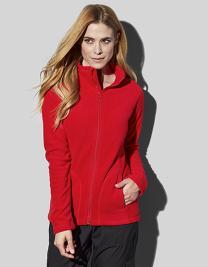 Active Fleece Jacket for women