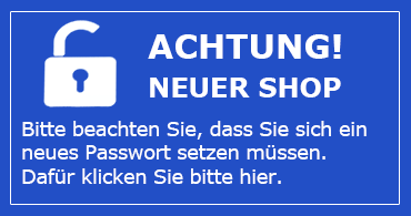 Info Shopumstellung